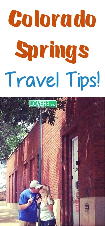 Best Colorado Springs Travel Tips from TheFrugalGirls.com
