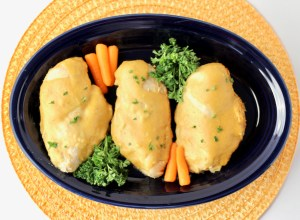 Crockpot Honey Mustard Chicken Recipe