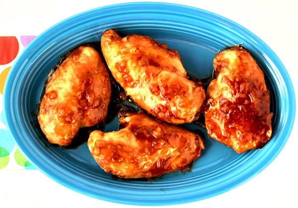 Crockpot Sweet And Spicy Chicken Recipe 3 Ingredients