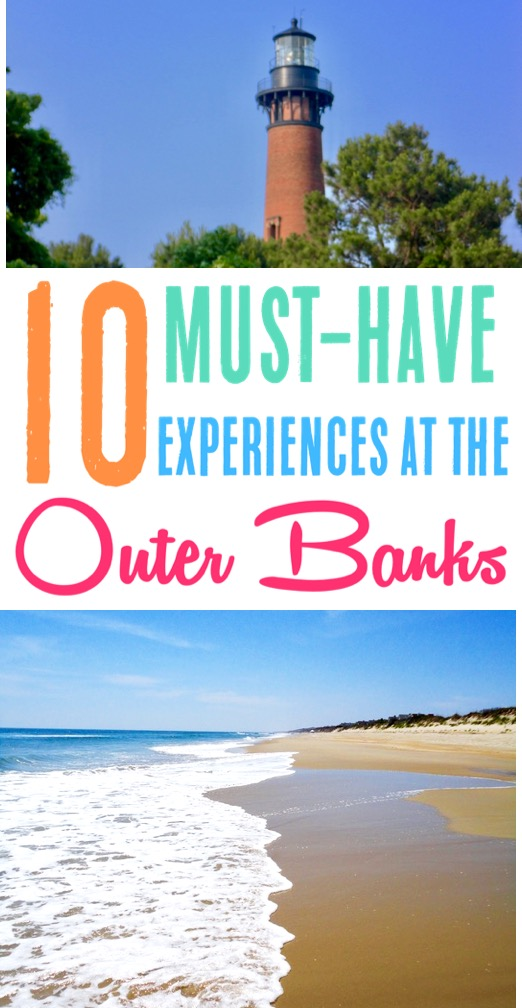 Outer Banks North Carolina Things to Do at the Beach, Lighthouses, and more