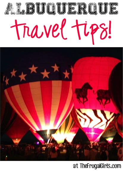 Best Albuquerque Travel Tips at TheFrugalGirls.com
