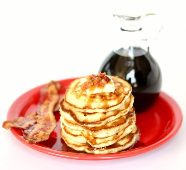 Best Bacon Pancake Recipe