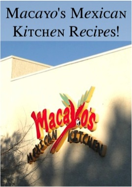 Macayos Recipes