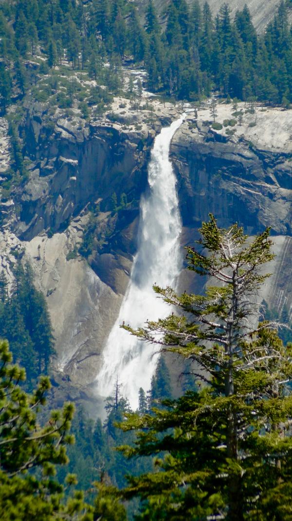 Lower Yosemite Falls from TheFrugalGirls.com
