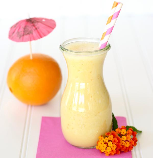 Copycat Orange Julius Recipe | TheFrugalGirls.com