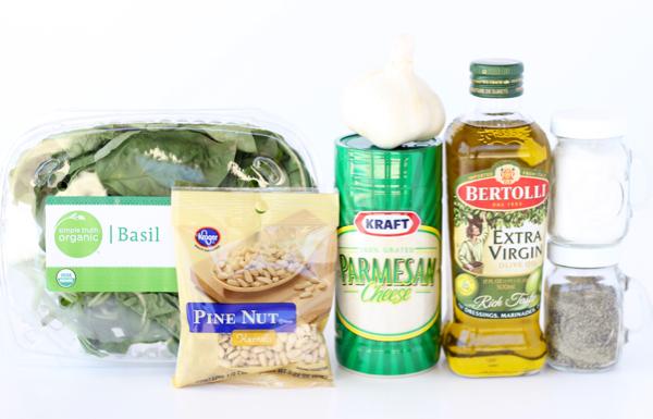 Easy Pesto Recipe Blender | TheFrugalGirls.com