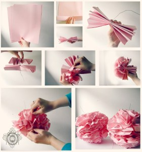 Paper-Flower-Poofs