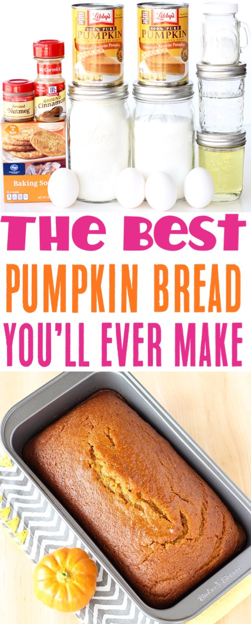Pumpkin Bread Recipe Easy Moist Starbucks Copycat Recipes