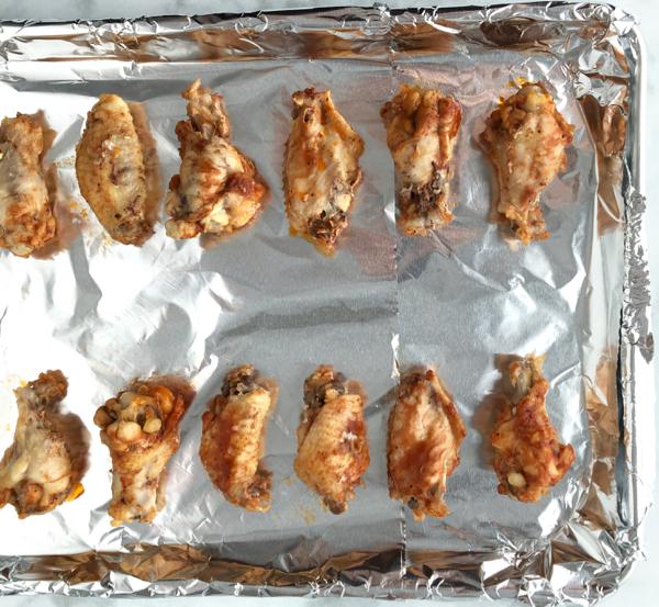 Crispy Crockpot Chicken Wings Recipe