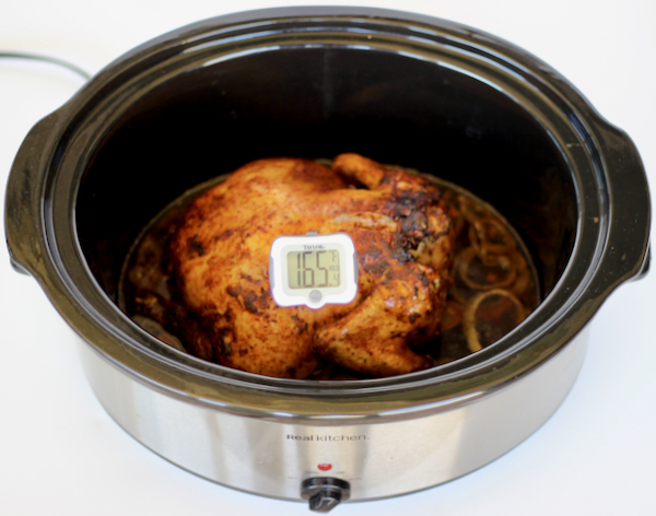 Crockpot Santa Fe Whole Chicken Recipes