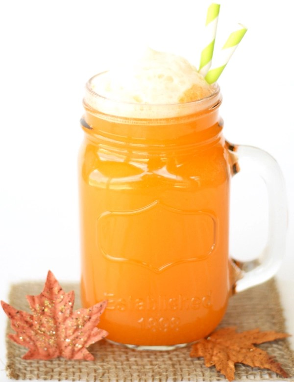 Fall Party Punch Ideas