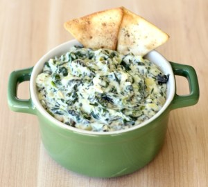 Crock Pot Hot Spinach Artichoke Dip Recipe