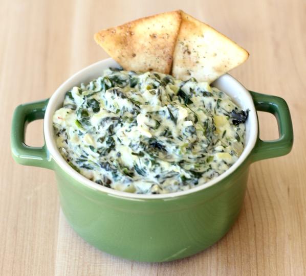 Crock Pot Hot Spinach Artichoke Dip Recipe