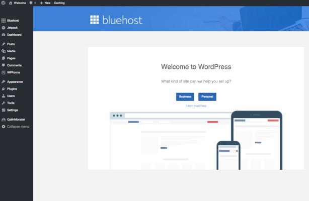 How To Set Up WordPress Site