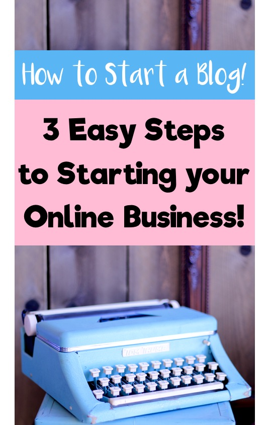 How to Start a Blog for Beginners - 3 Easy Steps and Tips for Starting a Business from TheFrugalGirls.com