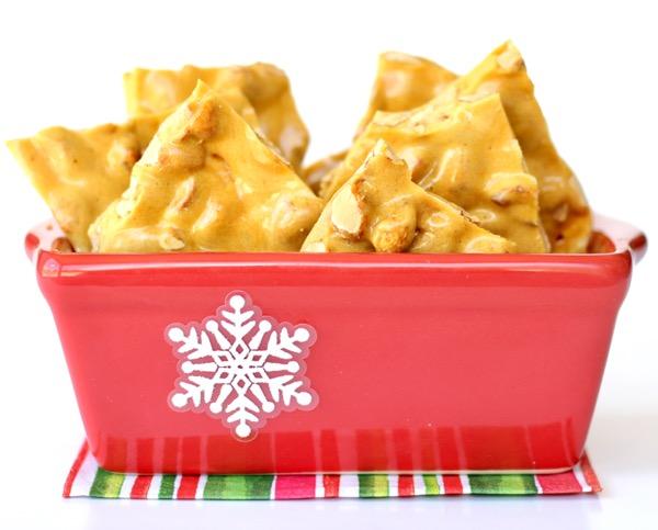 Easy Peanut Brittle Recipe Microwave