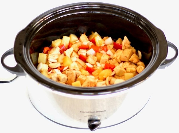 Crockpot Sweet Fire Chicken Recipe