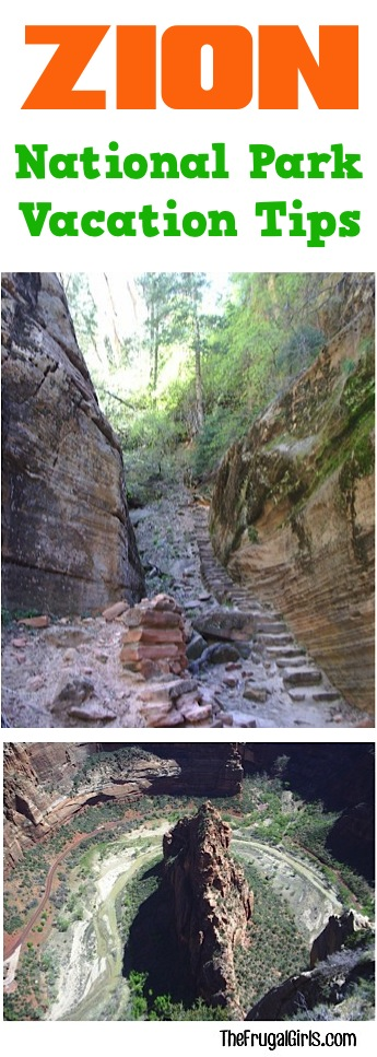 Zion National Park Vacation Tips