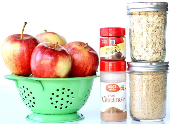 Crockpot Baked Apple Recipe