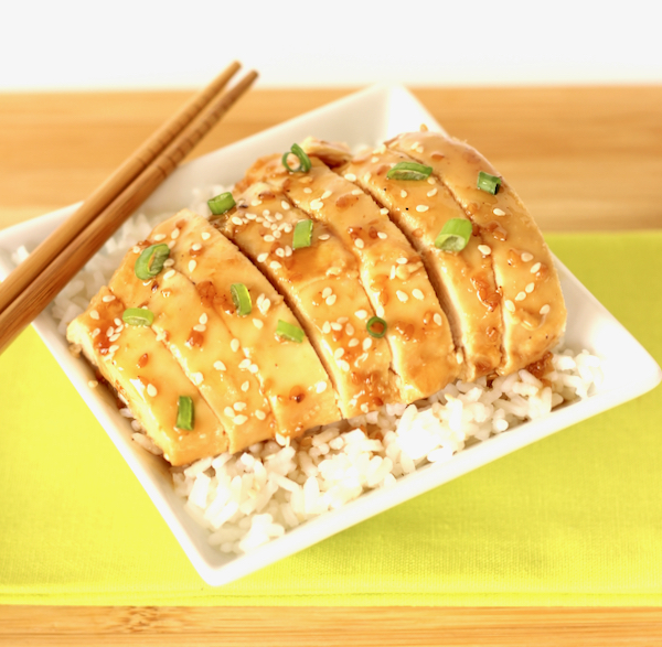 Crockpot Honey Sesame Chicken Recipe
