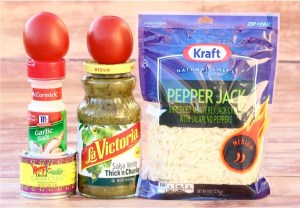 Crockpot Salsa Verde Chicken Recipe at TheFrugalGirls.com