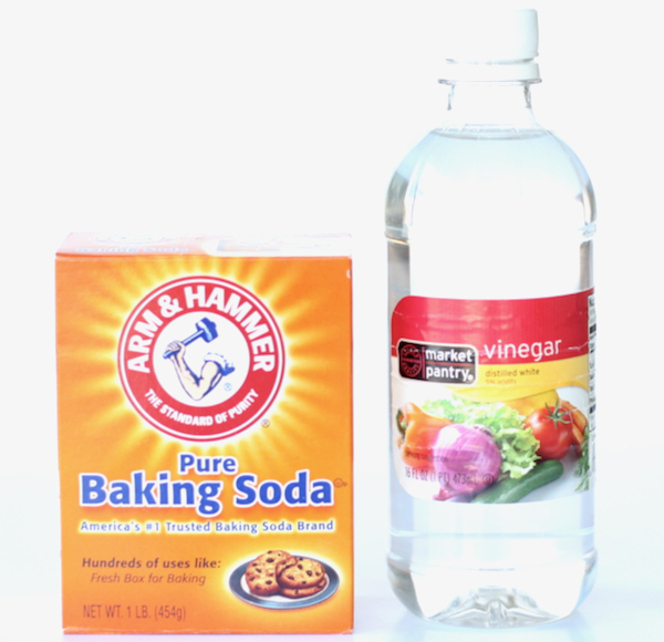 Drain Cleaner Baking Soda Vinegar Trick