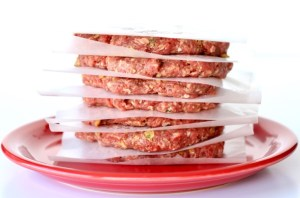 How to Freeze Burger Patties