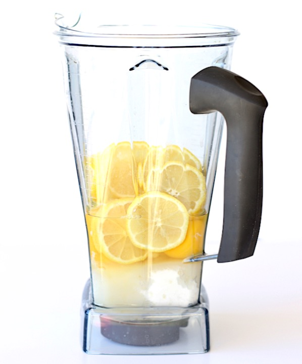 Arizona Blender Lemon Pie