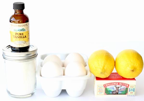 Blender Lemon Pie Filling