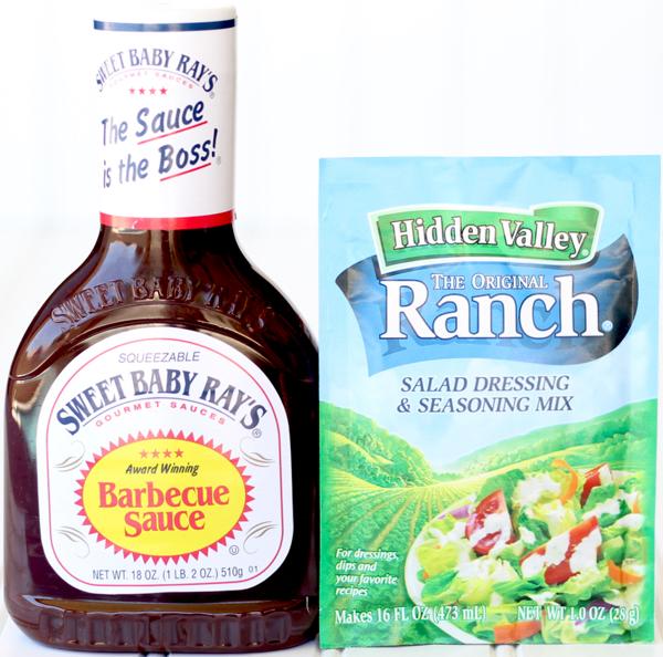 Crock Pot BBQ Ranch Chicken Drumstick Recipe | TheFrugalGirls.com