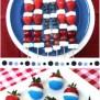 Firecracker Cake Mix Cookies Recipe Fun And Festive