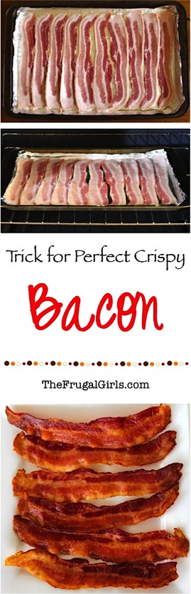 The Trick to Perfect Crispy Bacon