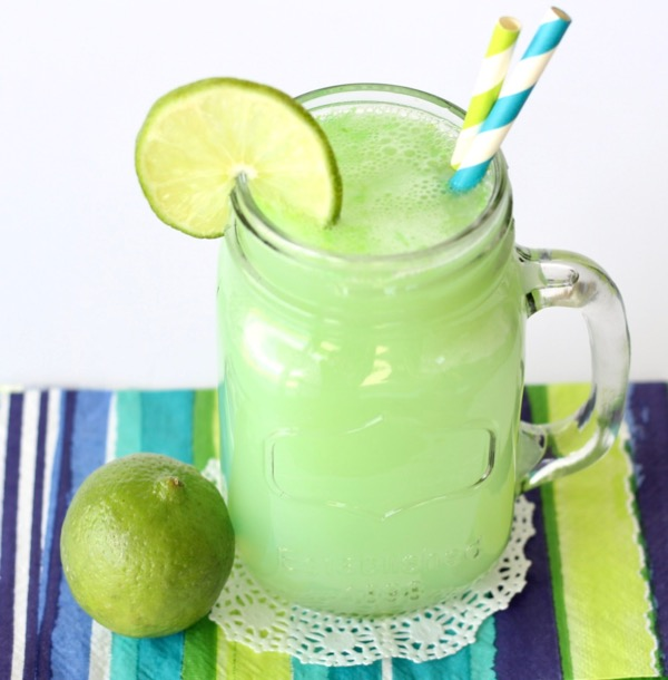 Lime Green Punch Recipe