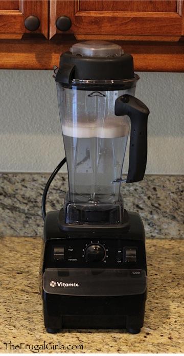 Best Way to Clean Blender | TheFrugalGirls.com