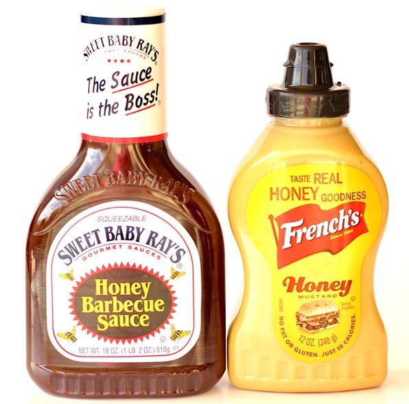 Crockpot Honey Mustard Chicken Wings