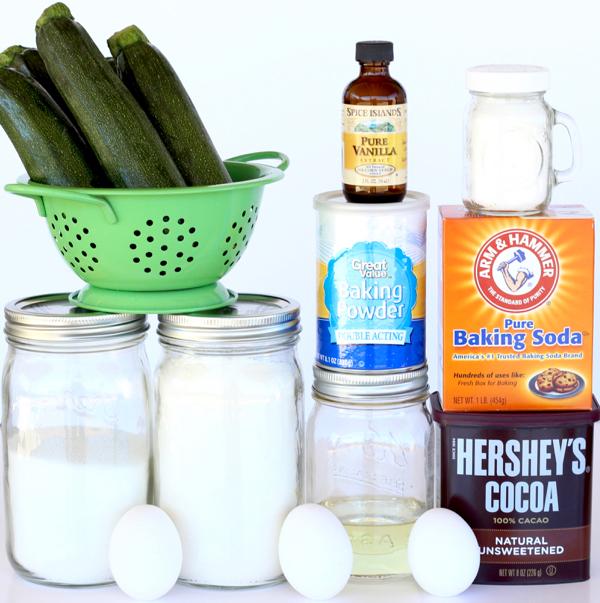 Easy Chocolate Zucchini Bread Recipe