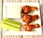 Slow Cooker Honey BBQ Chicken Wings Recipe