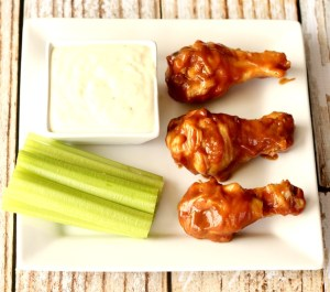 Slow Cooker Honey BBQ Chicken Wings Recipe