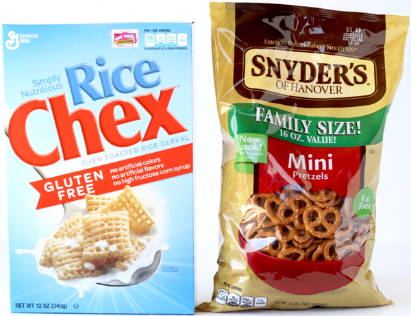 Crock Pot Chex Mix Ranch