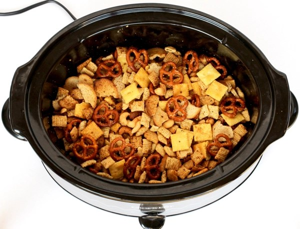 Crockpot Chex Mix Recipes