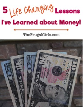 How I Became a Frugal Girl