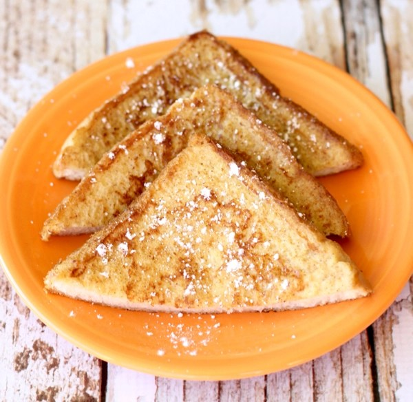 Pumpkin French Toast Recipe