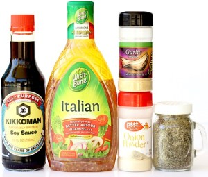Savory Italian Chicken Marinade Recipe