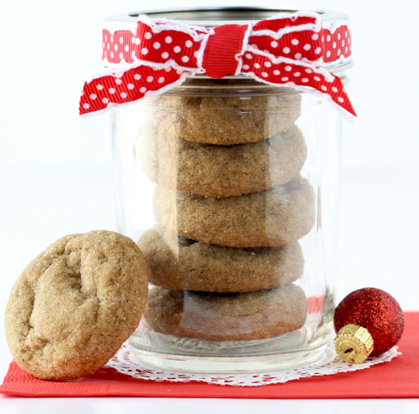 Easy Ginger Snap Recipe Cookies