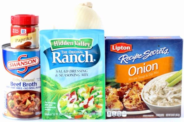 Crock Pot Beef Roast Recipes Onion Soup Mix