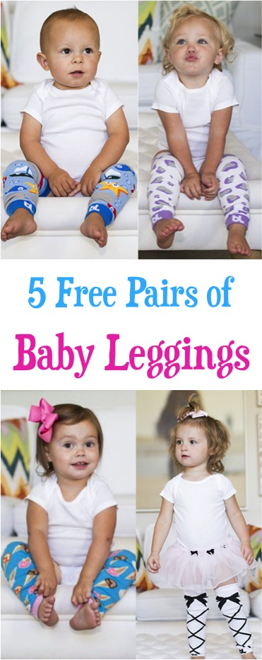 Free Pairs of Winter Baby Leggings at TheFrugalGirls.com