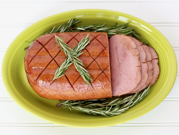Maple Crock Pot Ham Recipe
