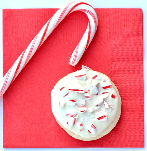 Candy Cane Cake Mix Cookies Recipe
