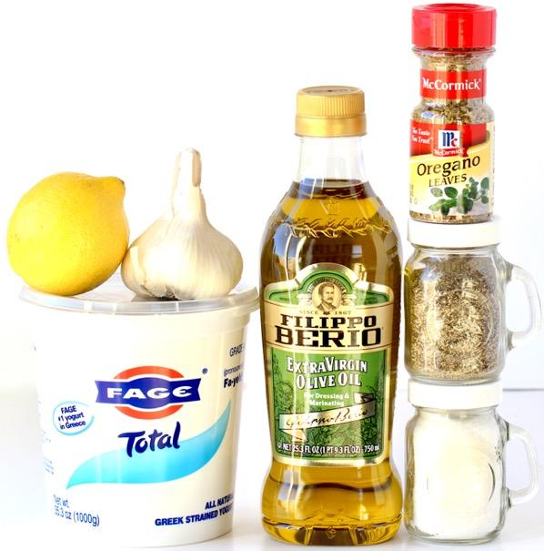 Greek Chicken Marinade Recipe with Yogurt