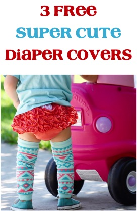 Free Super Cute Diaper Covers at TheFrugalGirls.com